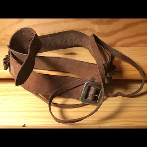 D-Strap leather for Saddlery